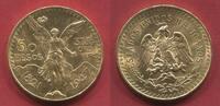 Mexico 50  Pesos Goldmünze 1947 Mexico 50 Pesos 19