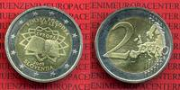 2 Euro Gedenkmünze Römische Verträge 2007 Slowenien Slowenien 2 Euro Ge... 19,50 EUR  Excl. 8,50 EUR Verzending