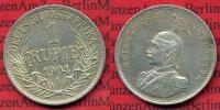 1 Rupie 1904 A Deutsch Ostafrika Deutsch Ostafrika 1 Rupie Silber 1904 ... 95,00 EUR  +  8,50 EUR shipping