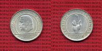 Weimarer Republik Gedenkmünze 3 Mark Weimarer Republik Silber Weimarer Republik 3 Mark 1929 A Verfassung Schwurhand .500 Silber 30 mm ca. 15 g
