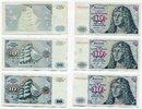 10 DM 3 x 1977 BRD Bundesrepublik Deutschl...