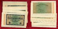 Inflation Dt. Reich 1919 - 1924 Lot  30 x   20.000 Mark Inflation Dt. Reich Lot 30 x 20.000 Mark 20.2.1923