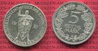 Weimarer Republik Deutsches Reich 5 Mark Weimarer Republik Gedenkmünze Weimarer Republik 5 Mark Rheinlandfeier 1925 A Silber