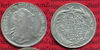 Brandenburg Preußen Königreich 1/3 Taler Brandenburg Preußen 1/3 Taler 1767 B Friedrich II. der Große