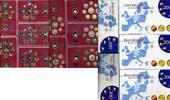 Deutschland BRD Germany FRG Euro Kursmünzensatz 5,88 Euro Deutschland 2006 1 cent bis 2 Euro + 2 Euro Schleswig-Holstein A D F G J