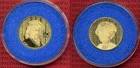 Niederlande, Holland, Netherlands 10 Euro Gold Niederlande, 10 Euro Gold 2006, Rembrandt 400. Geburtstag