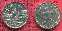 Weimarer Republik Deutsches Reich 3 Mark Weimarer Republik 3 Mark Uni Marburg 1927 A Silber vz, leicht berieben