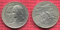 Medaille K. Goetz Münchner Medailleure Silbermedaille Feinsilber Luftfahrt Ozean Flug der Bremen Silbermedaille K. Goetz 1928