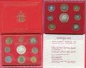 Vatikan KMS 2001 10 - 1000 Lire Kursmünzensatz Johannes Paul II.