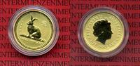 Australien, Australia 15 Dollars Goldmünze Australien 15 Dollars 1/10 Unze Lunar 1999 Jahr des Hasen Year of the Rabbit