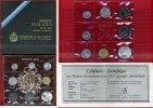 San Marino Kursmünzensatz 1 Lira - 500 Lire San Marino Kursmünzensatz 1973 1 - 500 Lire, 8 Münzen