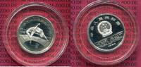 5 Yuan Silbermünze 1984 China Volksrepublik PRC China 5 Yuan 1984 , Oly... 55.07 US$ 49,00 EUR  +  9.55 US$ shipping