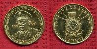 100 Francs Goldmünze 1965 Burundi Mwambutsa IV. König von Burundi 1915-... 1215,00 EUR  +  8,50 EUR shipping