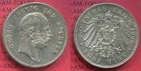 5 Mark 1904 Sachsen, Saxony German Empire Sachsen 5 Mark 1904 E, Georg,... 7931 руб 125,00 EUR  zzgl. 266 руб Versand