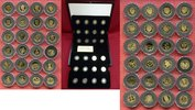 24 Goldmedaillen Repliken Set 2007 - 2009 Deutschland Das Gold der Deut... 1499,00 EUR1299,00 EUR  Excl. 8,50 EUR Verzending