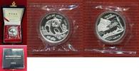 München Coin Show Panda Silber 1994 China ...
