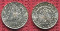 1 Dollar 1883 O USA Morgan Typ f.stgl. übl. Kontaktmarken  3490 руб 55,00 EUR  zzgl. 266 руб Versand