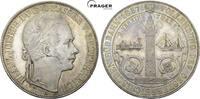 Österreich Doppelter Vereinstaler 1857 Herrliche P