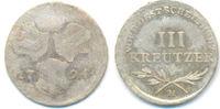 3 Kreuzer Günzburg 1794 H Habsburg: Franz II, 1792-1835: ss-  20,00 EUR  zzgl. 1,00 EUR Versand
