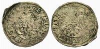 Worms Bistum: Georg, 1580-1595. 1/2 Batzen