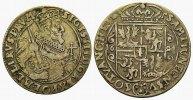 Polen: Für Litauen. Sigismund III., 1587-1632. 1/4 Taler