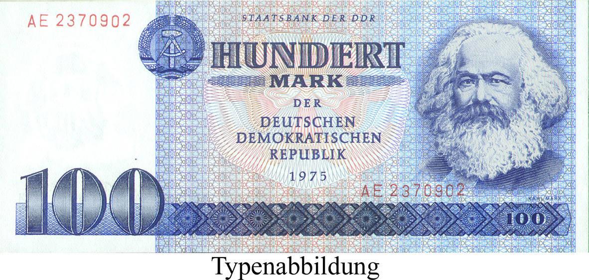 100 Mark 1975 DDR I