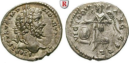 Denar 198-202 Septimius Severus, 193-211 vz