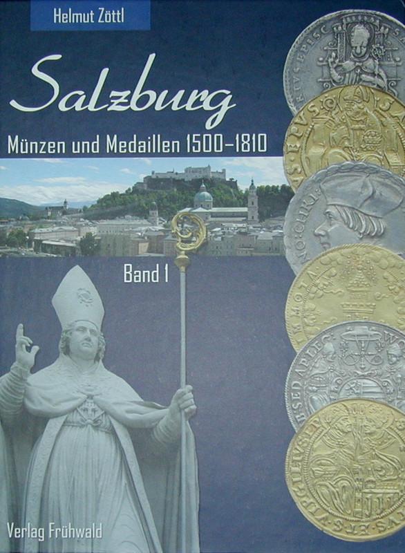 Zöttl, Salzburg Band 1 Moderne Numismatik Zöttl, Helmut