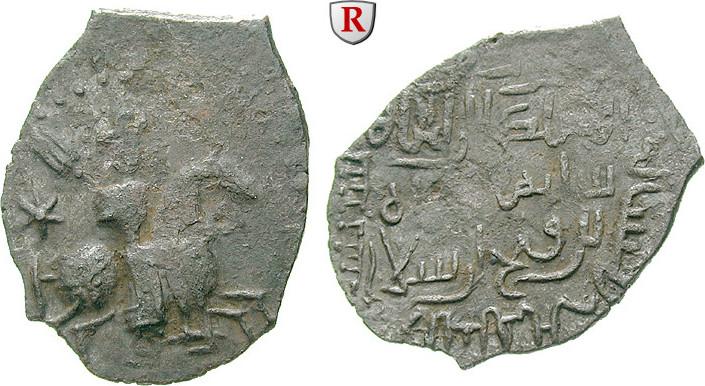 Fals 1196-1204 Seldschuken von Rum Rukn al-Din Sulayman, 1196-1204 s-ss