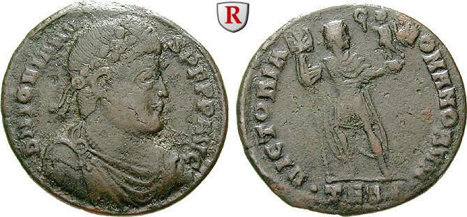 Bronze 363-364 Jovianus, 363-364 ss