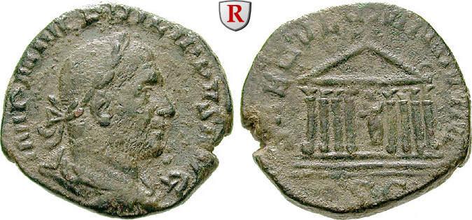 Sesterz 248 Philippus I., 244-249 ss