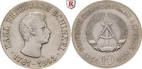 10 Mark J.1517 10 Mark 1966 Ag Schinkel