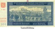 100 Kronen 1940-08-20 Besatzungsausgaben des 2. Weltkrieges 1939-1945 B... 8,00 EUR  +  10,00 EUR shipping