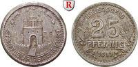 Städtenotgeld Deutschland 25 Pfennig Westfalen, Stadt Burgsteinfurt