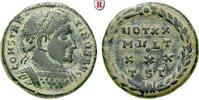 Follis Constantinus I., 307-337