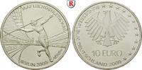 Gedenkprägungen 10 Euro 10 Euro 2009, nach unserer Wahl, A-J. Leichtathletik WM Berlin. J.542.
