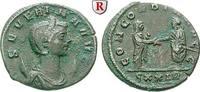Antoninian Severina, Frau des Aurelianus, 270-275