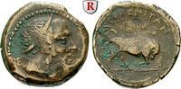 Bronze 275-216 v.Chr. Sizilien Tauromenion ss, leicht belegt, unregelmä... 300,00 EUR  +  10,00 EUR shipping