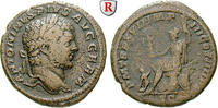 As 217  Caracalla, 198-217 ss, Rs. zaponiert  300,00 EUR  +  10,00 EUR shipping