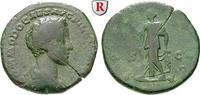 As   Commodus, Caesar, 175-177 f.ss, Schrötlingsriss  160,00 EUR  zzgl. 6,50 EUR Versand