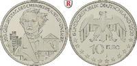 Gedenkprägungen 10 Euro 10 Euro 2003, J. Justus von Liebig. J.498.