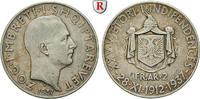Albanien 2 Franga Ari Zogu I., 1925-1928-1939