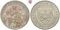 Gedenkprägungen 3 Reichsmark 3 Reichsmark 1930, A. Vogelweide. J.344.