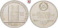 10 Mark J.1625 10 Mark 1989 Cu-Ni 40 Jahre RGW