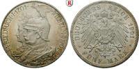 Preussen 5 Mark Wilhelm II., 1888-1918, 5 Mark 1901, A. 200 Jahre Königreich. J.106.