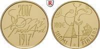 100 Euro 2007 Finnland Republik, Gold, 8,48 g PP, ohne Zertifikat und E... 370,00 EUR  zzgl. 6,50 EUR Versand