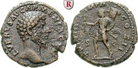 As 164  Lucius Verus, 161-169 ss+  170,00 EUR  zzgl. 6,50 EUR Versand