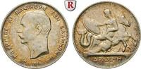 Drachme 1911 Griechenland Georg I., 1863-1913 ss-vz  30,00 EUR  +  10,00 EUR shipping