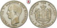2 Drachmai 1873 Griechenland Georg I., 1863-1913 f.ss  30,00 EUR  +  10,00 EUR shipping