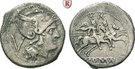 Quinar nach 211 v.Chr.  Anonym, nach 211 v.Chr. ss  110,00 EUR  plus 10,00 EUR verzending